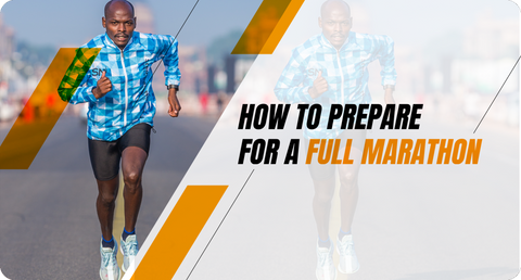 TIPS TO PREPARE FOR A FULL MARATHON