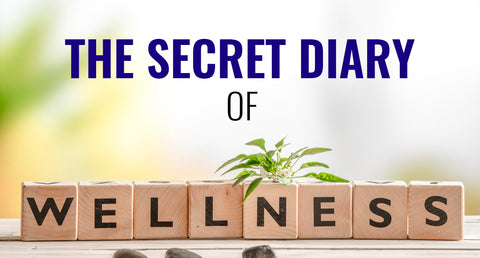 THE SECRET DIARY OF WELLNESS