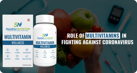 ROLE OF MULTIVITAMINS IN FIGHTING AGAINST CORONAVIRUS