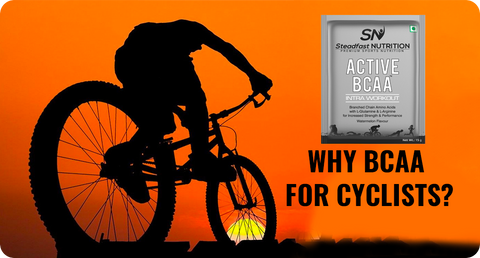 WHY BCAA FOR CYCLISTS?