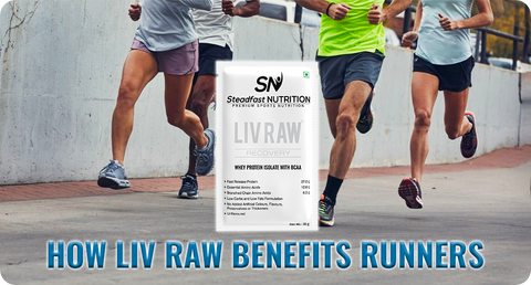 LIV RAW FOR RUNNERS