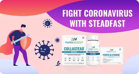 STAY PROTECTED FROM CORONAVIRUS WITH STEADFAST