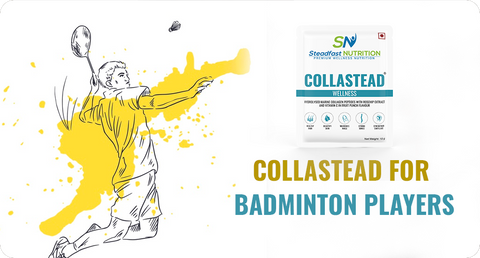 COLLASTEAD FOR BADMINTON PLAYERS