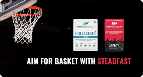 AIM FOR BASKET WITH STEADFAST