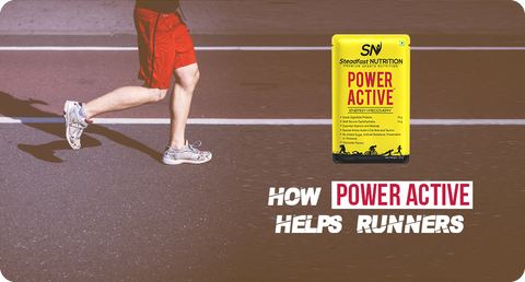 HOW POWER ACTIVE HELPS RUNNERS