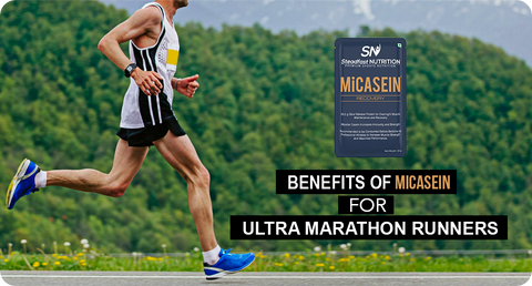 OVERNIGHT RECOVERY FOR ULTRA MARATHON RUNNERS WITH MICASEIN