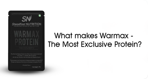 WHAT MAKES WARMAX - THE MOST EXCLUSIVE PROTEIN?