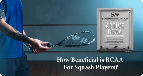 HOW BENEFICIAL IS BCAA FOR SQUASH PLAYERS?