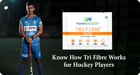 HOW TRI FIBRE WORKS FOR HOCKEY PLAYERS
