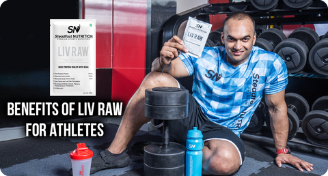 BENEFITS OF LIV RAW FOR ATHLETES