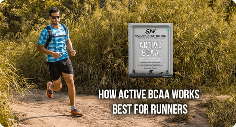 HOW ACTIVE BCAA WORKS BEST FOR RUNNERS