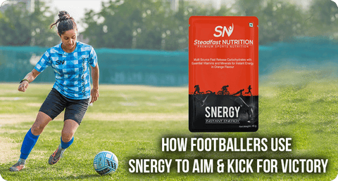HOW FOOTBALLERS USE SNERGY TO AIM & KICK FOR VICTORY