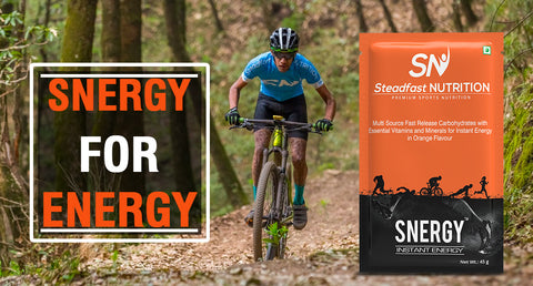 SNERGY FOR CROSS-COUNTRY OLYMPIC CYCLISTS