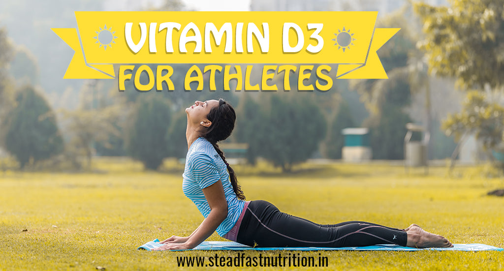 Vitamin D3 for Athletes