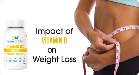 VITAMIN D AND ITS INFLUENCE ON WEIGHT LOSS