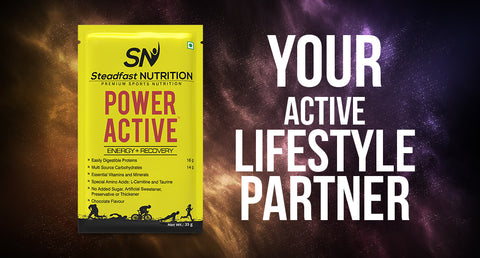 POWER ACTIVE - THE TALK OF THE TOWN
