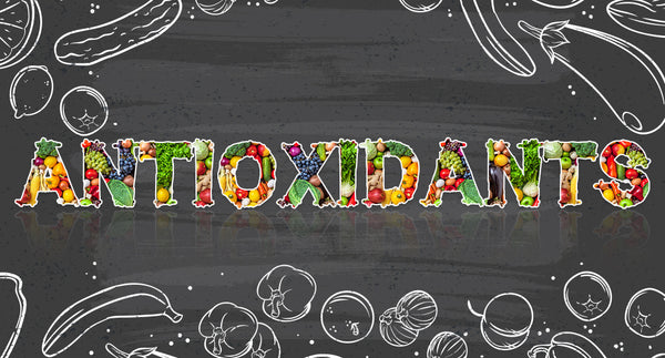 ANTIOXIDANTS- SOURCES & SIGNIFICANCE