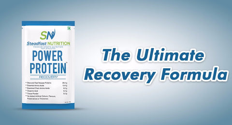 POWER PROTEIN: The Ultimate Recovery Formula