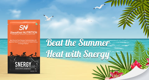 BEAT THE SUMMER HEAT WITH SNERGY