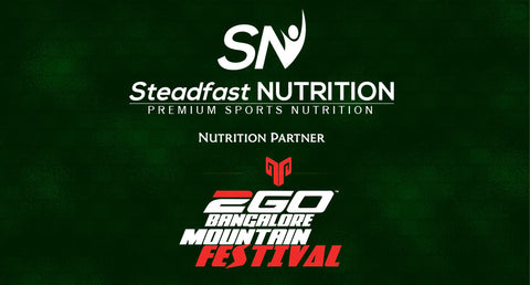 SN NUTRITION PARTNER BANGALORE MOUNTAIN FESTIVAL