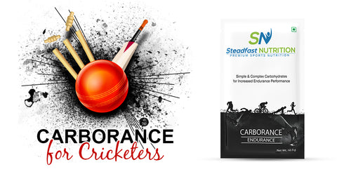 CARBORANCE FOR CRICKETERS