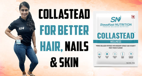 COLLASTEAD FOR BETTER HAIR, NAILS & SKIN
