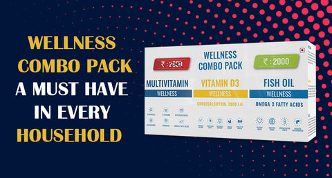 WELLNESS COMBO PACK A MUST HAVE IN EVERY HOUSEHOLD