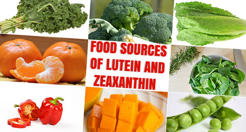 ROLE OF LUTEIN AND ZEAXANTHIN IN EYE HEALTH