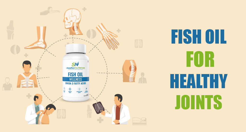 FISH OIL for Healthy Joints