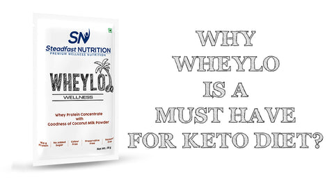 WHY WHEYLO IS A MUST HAVE FOR KETO DIET?