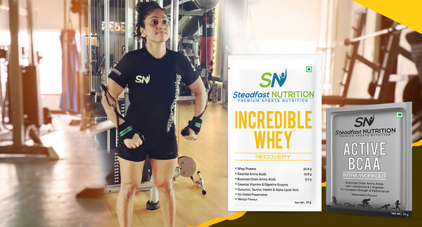 STEADFAST ATHLETE MEGHANA VAIKUL'S FAVOURITE