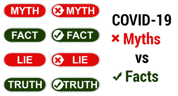 COVID-19 MYTHS VS FACTS
