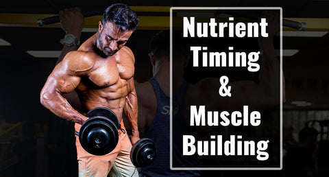 NUTRIENT TIMING:- MAXIMUM ANABOLIC EFFECT POST-EXERCISE