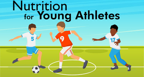 NUTRITION ADVICE FOR YOUNG ATHLETES
