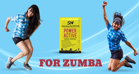 POWER ACTIVE FOR ZUMBA