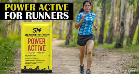 POWER ACTIVE FOR RUNNERS