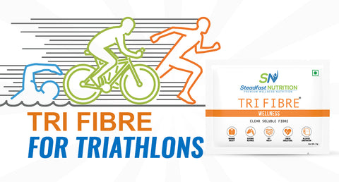 TRI FIBRE FOR TRIATHLONS