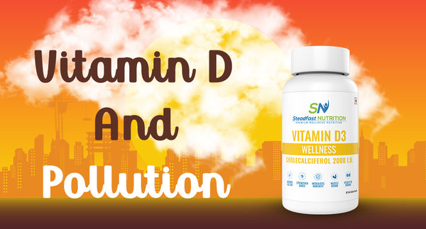 MASK THE EFFECT OF AIR POLLUTION BY VITAMIN D