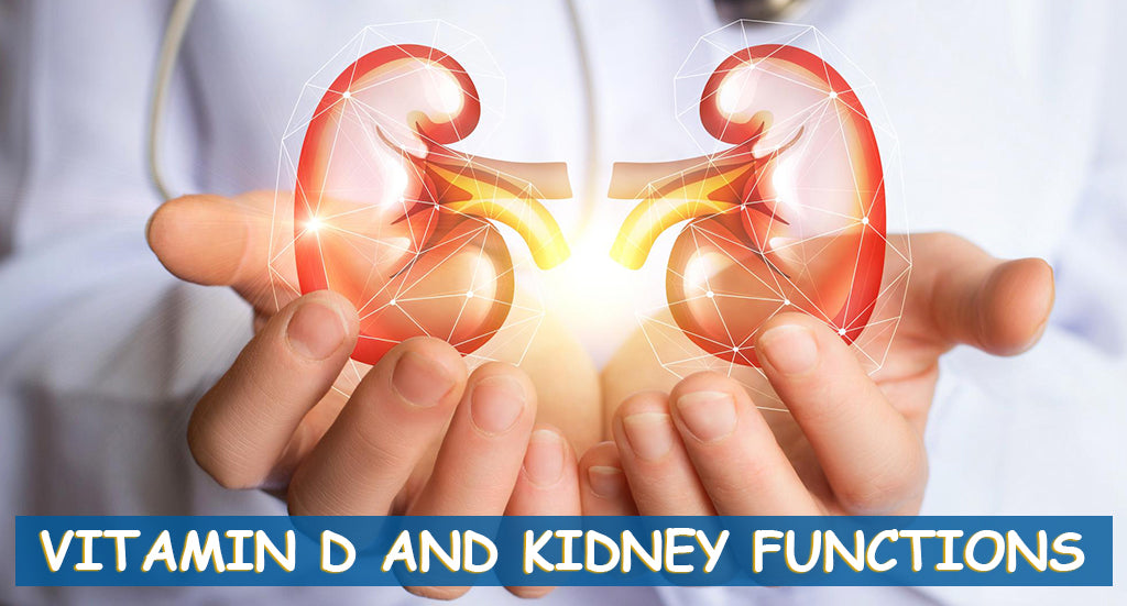 VITAMIN D AND KIDNEY FUNCTIONS