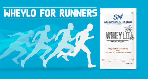 WHEYLO FOR RUNNERS