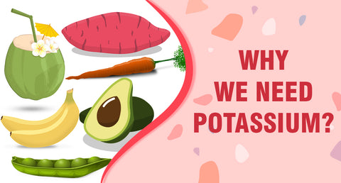 WHY WE NEED POTASSIUM?
