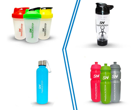 Sippers Shakers