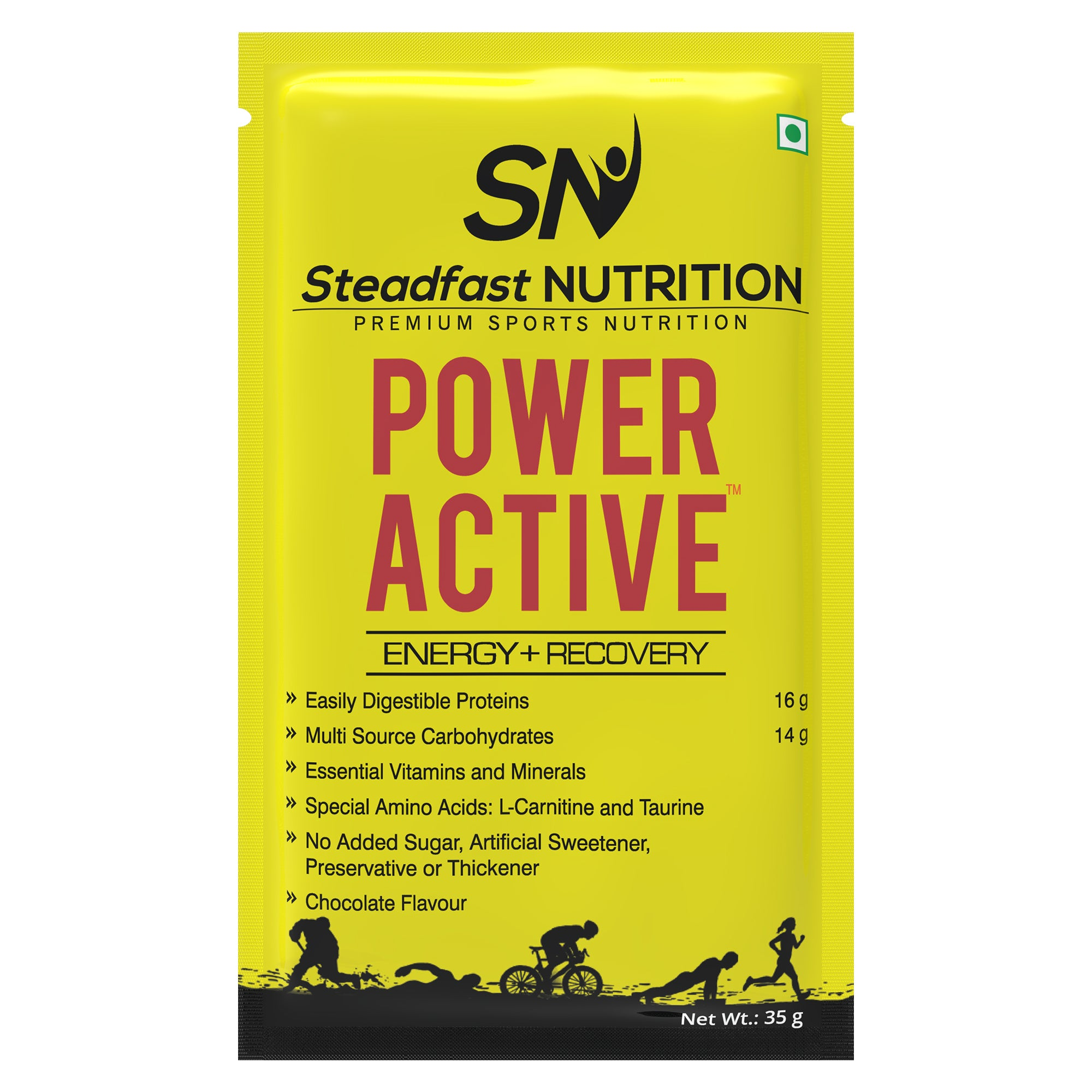 Steadfast Nutrition Power Active