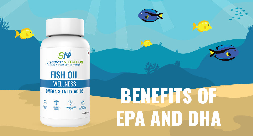 Steadfast Fish Oil
