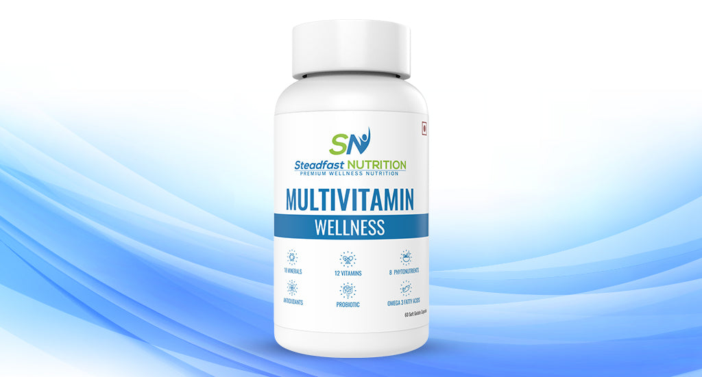 Steadfast Multivitamin