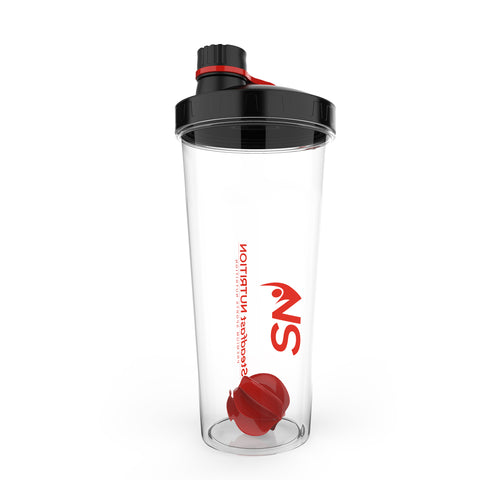 Red Protein Shaker