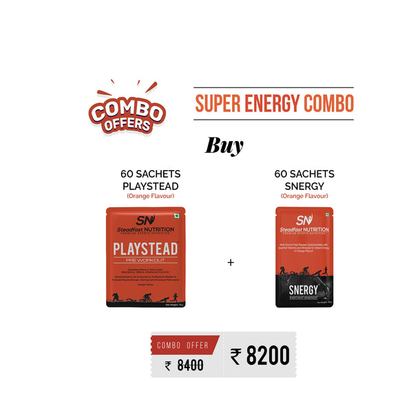 Steadfast Super Energy Combo