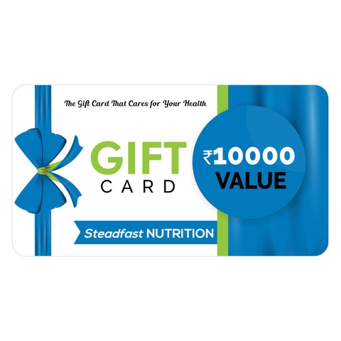 Steadfast Nutrition Gift Cards