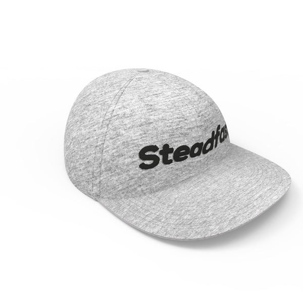 Grey Hip-Hop Cap