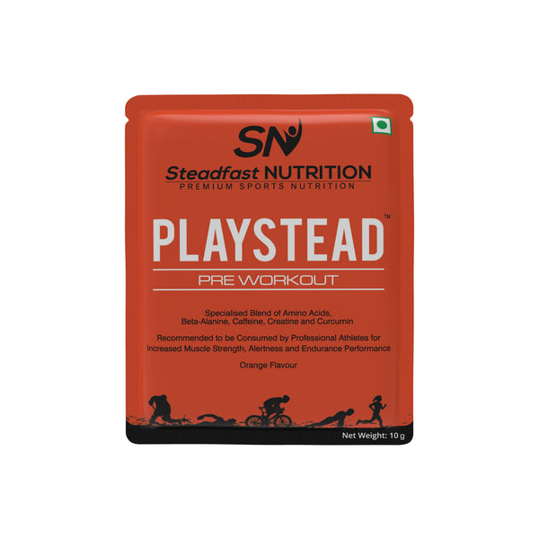 Steadfast Nutrition PlayStead